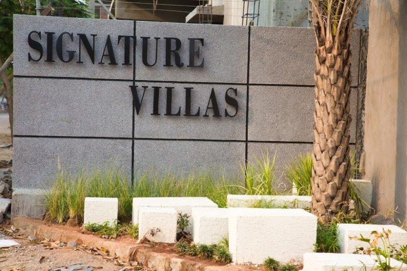 Villas in Hyderabad - Luxury Gated Villas in Jubilee Hills, Hyderabad