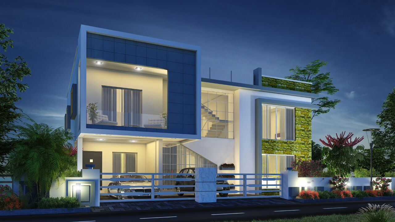 Villas in Hyderabad - Luxury Gated Villas in Jubilee Hills ...